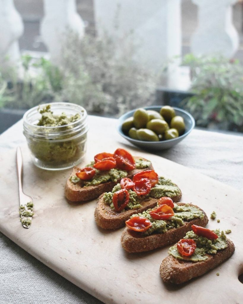 Tarragon Tapenade Recipe By Eve Kalinik | Nutritional Therapist, Author + Consultant
